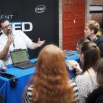 Intel meet & greet